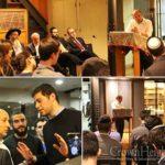 Chabad Hosts Israeli Minister Naftali Bennett