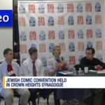 Jewish Comic Con Held in Crown Heights