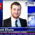 Algemeiner's Dovid Efune on Trump and Antisemitism