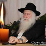 Boruch Dayan Hoemes: Reb Meilach Zwiebel, 75, OBM