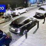 Video: Jewish Children Attacked with Fireworks