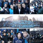 Photos: Faces in the Young Shluchim's Group Photo