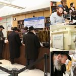 Photos: Kinus Hashluchim Getting Underway