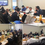 Law Enforcement Preps for Kinus Hashluchim