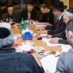 Shliach to Lithuania Forcibly Removed from Shul