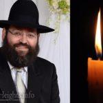 Boruch Dayan Hoemes: R' Moty Scheinfeld, 52, OBM