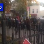 Election Day Trouble at Crown Heights Polling Station