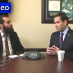Video: Shliach Interviews Marco Rubio