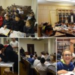 Yeshivas Erev Off to a Great Start