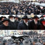 Hundreds Attend Levaya of Beloved Mashpia