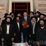 Netanyahu Lauds Rebbe's Words in Kazakhstan