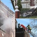 Blaze Tears Through Apartment Building