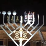 Son of Israeli Killed in Berlin Attack Lights Menorah