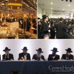Thousands Celebrate Yud Tes Kislev in Jerusalem