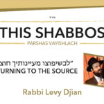 Shabbos at the Besht: Returning to the Source