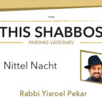 Shabbos at the Besht: Nittel Nacht