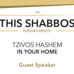 Shabbos at the Besht: Tzivos Hashem – in Your Home