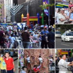 Chanukah Celebrated at Spot of Sydney Terror