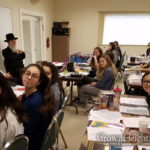 Migdal's Rabbi Grossman Inspires Seminary Girls