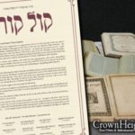 18 Rabbonim Sign Hey Teves Call to Action