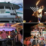 Cruise Menorah Lights Up Gulf of Mexico