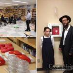 Girl Donates Bas Mitzvah Money for Life-Saving Device