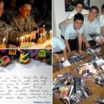 Aleph Brightens Chanukah for Soldiers, Prisoners' Kids