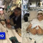 13-Year-Old Boy Hit By Car Wakes Up from Coma