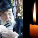 Boruch Dayan Hoemes: Dr. R. Meir Elazar Kulski, 79, OBM