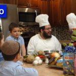 Video: Making Latkes with Chef Leibish Lokshin