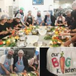 Australian Senator Visits Chabad's 'Our Big Kitchen'