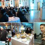 Oholei Torah Holds Men's Auction Event