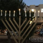 Chabad Menorah Stolen from S. Francisco Park