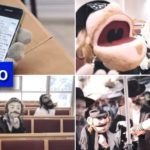 'Bube Myses' Takes Over Chabad Tefilin Booth