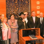Knesset Speaker Visits Estonia Jewish Community