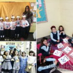 Long Island Cheder Girls Celebrate First Siddur Party