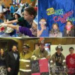 Kids Bake Challahs, Honor Firefighters