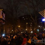 Chanukah in the Park Reaches New Heights