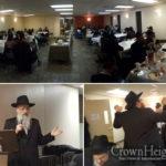 'Rebbe's Chag Hageulah' Celebrated in Minnesota