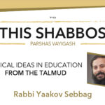 Shabbos at the Besht: Radical Ideas in Education