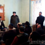 Two New Synagogues Open in Ukrainian Prisons