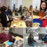 Record Snow Closes Schools, But Chabad Finds a Way