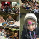 Kids of OK Employees Enjoy Chanukah Party