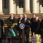 State Senate Passes Felder's Bag Tax Ban