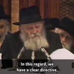 Video: Chof Daled Teves Farbrengen with the Rebbe