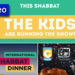 CKids Gear Up for First International Kids' Shabbos