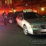Suspected Drunk Driver Crashes into Multiple Cars