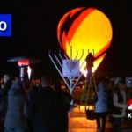 Video: Bad Weather Grounds Hot Air Balloon Menorah