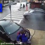 Teen Girl Miraculously Survives After Car Jumps Curb