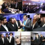 Mentalists Entertain Crowds at Yeshivas Auction Event